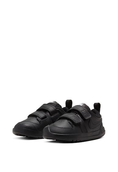 Nike Pantofi sport din piele cu velcro Pico 5 Fete