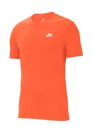 Nike Tricou cu broderie logo discreta Barbati