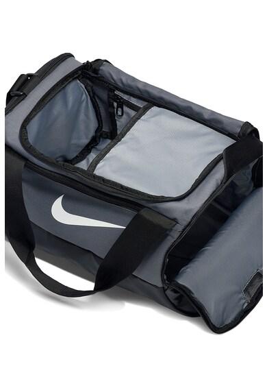 Nike Geanta duffle unisex cu logo peliculizat, pentru fitness Brasilia - 25L Femei