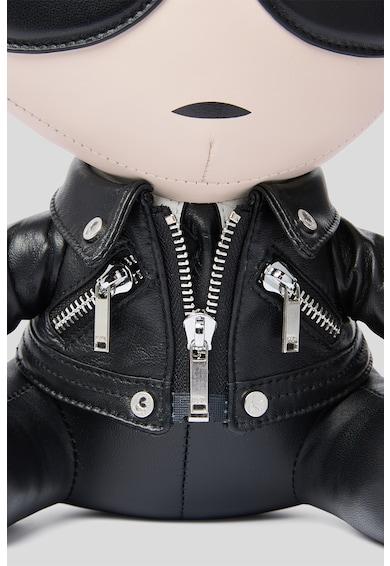 Karl Lagerfeld Papusa decorativa de piele Ikon Karl Femei