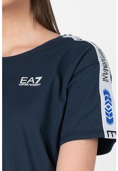 EA7 Tricou cu logo Femei