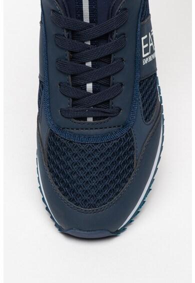 EA7 Pantofi sport cu detaliu logo Femei