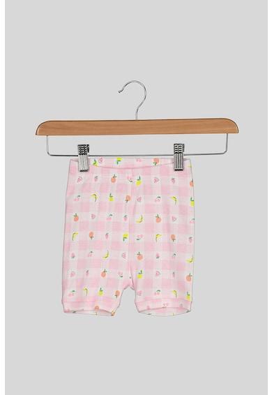 GAP Mintás póló és rövidnadrág szett Lány