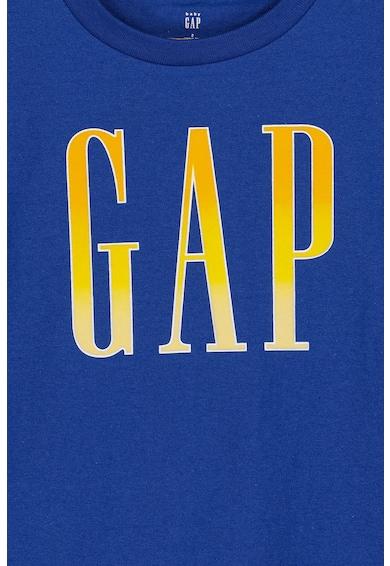 GAP Kerek nyakú logómintás póló 13 Lány