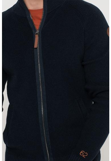 Tom Tailor Hosszú ujjú cipzáros pulóver férfi