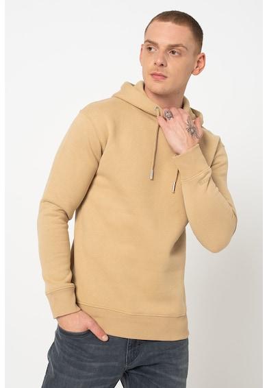 Tom Tailor Kapucnis pulóver megkötővel férfi