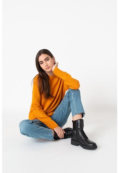 Tom Tailor Finomkötött pulóver oldalhasítékokkal női
