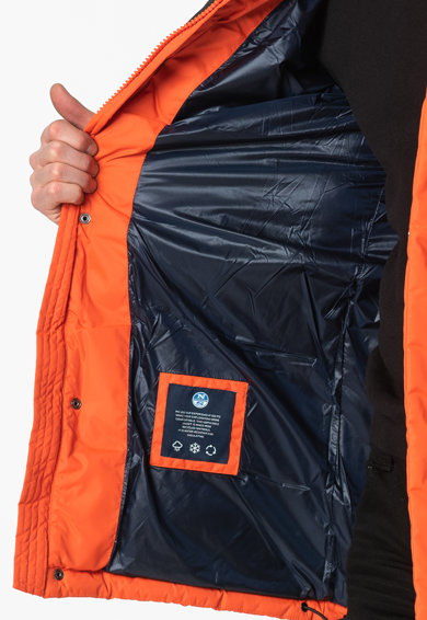 North Sails Montevideo kapucnis télikabát férfi