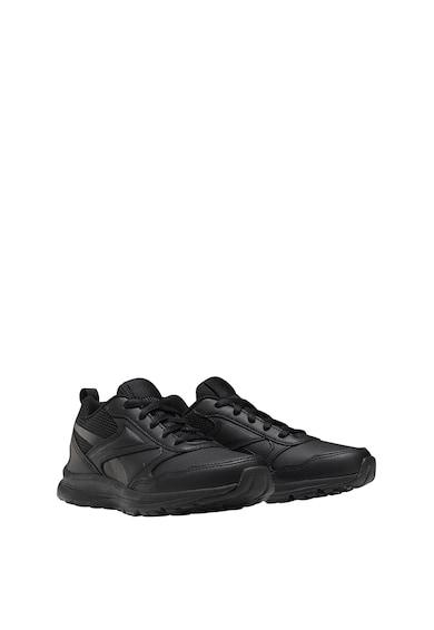 Reebok Pantofi de piele ecologica pentru alergare cu aspect perforat Altmotio 5.0 Baieti