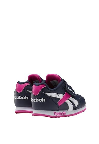 Reebok Pantofi sport jogger cu velcro Royal Classic Fete