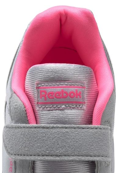 Reebok Pantofi sport cu velcro Royal Cljog Fete