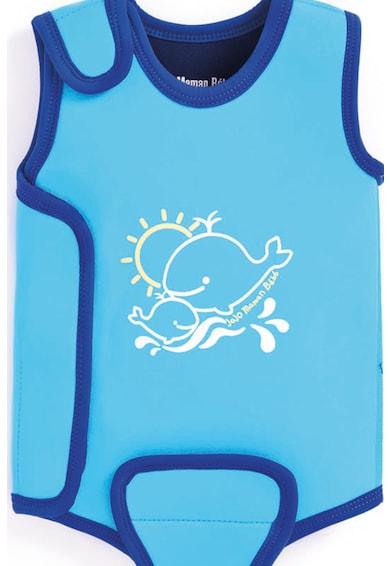 JoJo Maman Bebe Costum de baie intreg cu imprimeu grafic Baieti