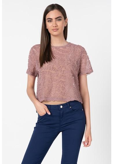 Vero Moda Bluza transparenta cu aspect texturat Manila Femei