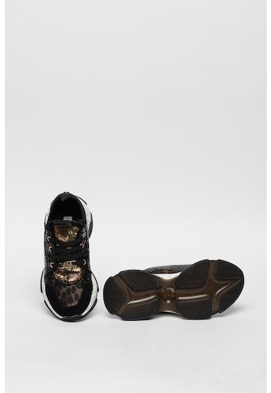 Steve Madden Pantofi sport cu insertii de piele intoarsa Mescal Femei