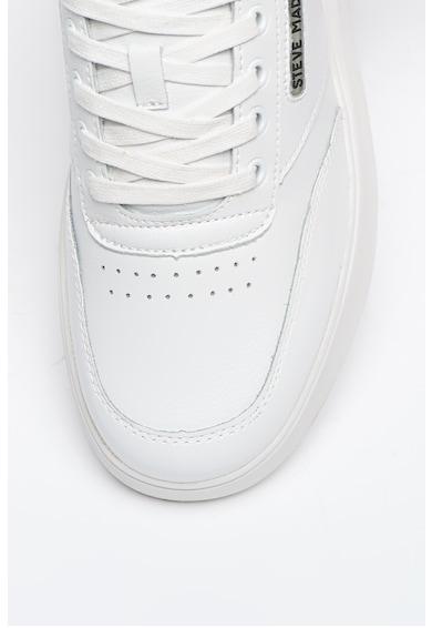Steve Madden Pantofi sport de piele Ishtane Barbati