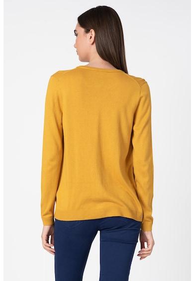 EDC by Esprit Cardigan tricotat fin, cu nasturi Femei