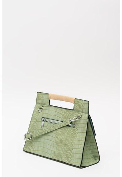 Francesca Rossi Krokodilbőr mintás műbőr táska női