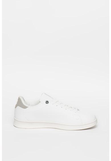 Big Star Pantofi sport din piele ecologica cu garnituri din piele intoarsa ecologica Barbati