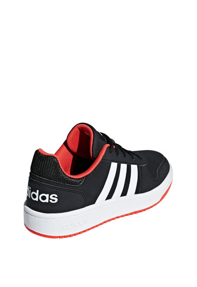 adidas Performance Pantofi sport de piele ecologica Hoops 2.0 Fete