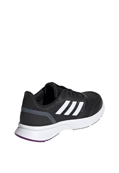 adidas Performance Pantofi cu detalii peliculizate, pentru alergare Nova Flow Femei