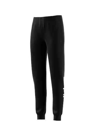 adidas Performance Pantaloni sport cu imprimeu logo, pentru fitness Fete