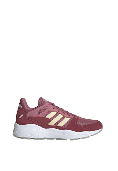 adidas Performance Pantofi sport cu garnituri de piele intoarsa Crazychaos Femei