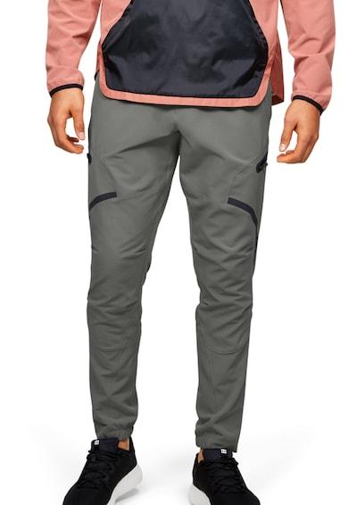 Under Armour Pantaloni jogger elastici pentru antrenament Unstoppable Barbati
