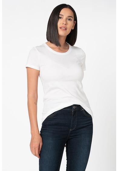 GAP Tricou din amestec de bumbac si modal Femei