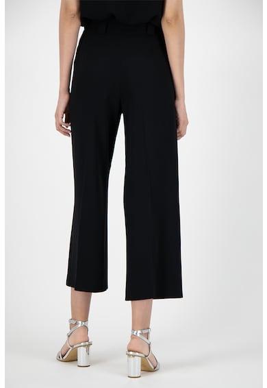 Marella Pantaloni evazati cu franjuri cu strasuri Femei