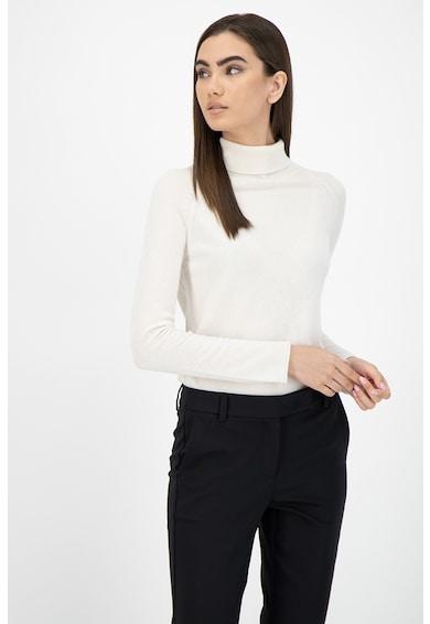 Marella Pulover tricotat fin, din amestec de lana si lyocell Femei