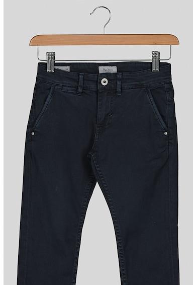 Pepe Jeans London Szűkülő szárú chino nadrág Fiú