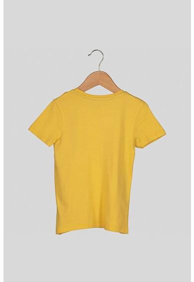 Pepe Jeans London Kerek nyakú mintás póló Fiú