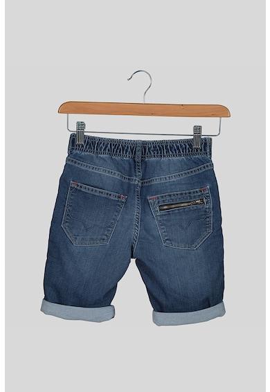 Pepe Jeans London Gene farmer bermudanadrág mgkötővel Fiú