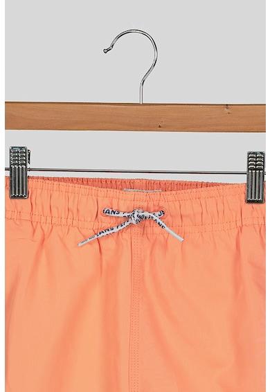 Pepe Jeans London Logómintás fürdőnadrág Fiú