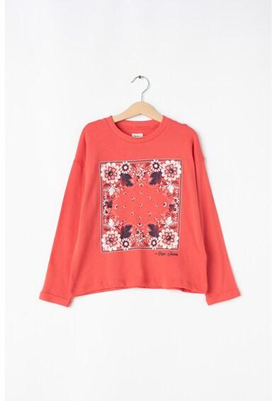 Pepe Jeans London Ealing virágmintás pulóver Lány