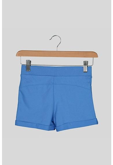 Pepe Jeans London Pantaloni scurti din bumbac cu snur de ajustare in talie Fete