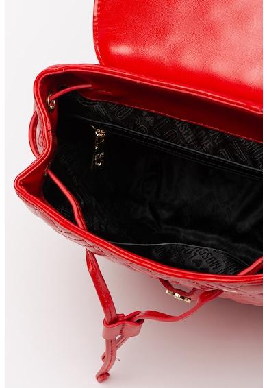 Love Moschino Steppelt hatású műbőr hátizsák női