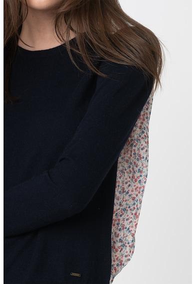 Pepe Jeans London Фино плетен пуловер Linda Жени