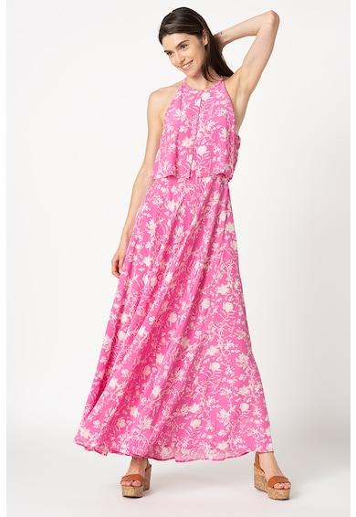 Pepe Jeans London Rochie maxi cu imprimeu floral Davinia Femei