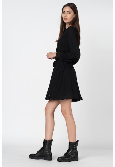 Pepe Jeans London Къса рокля Lila с връзки Жени