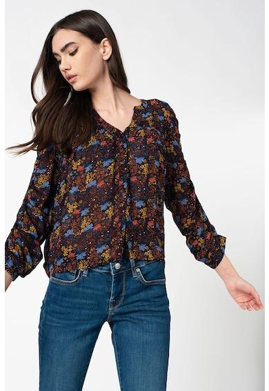 Pepe Jeans London Clea virágmintás ing női