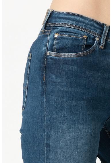 Pepe Jeans London Blugi crop Cher Femei