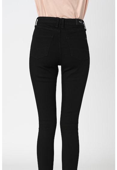 Pepe Jeans London Прилепнали дънки Dion с висока талия Жени
