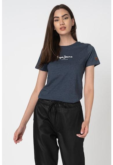 Pepe Jeans London Раирана тениска Mahsa Жени