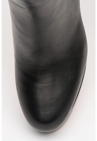 Liu Jo Botine de piele cu toc masiv Femei