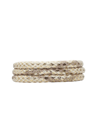 Christina Jewelry&Watches Christina Jewelry& Watches, Bratara de piele cu model piele de reptila Femei