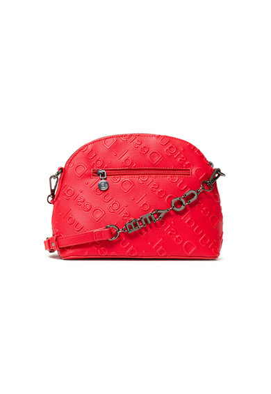 DESIGUAL Geanta crossbody cu model in relief Colorama Deia Femei