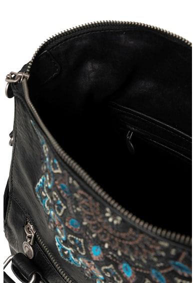 DESIGUAL Geanta de piele ecologica cu bareta de umar Deva Loverty Femei