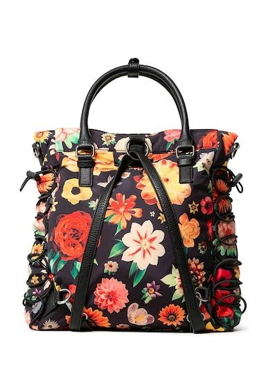 DESIGUAL Rucsac cu imprimeu floral Lacroix Fabric Lover Femei