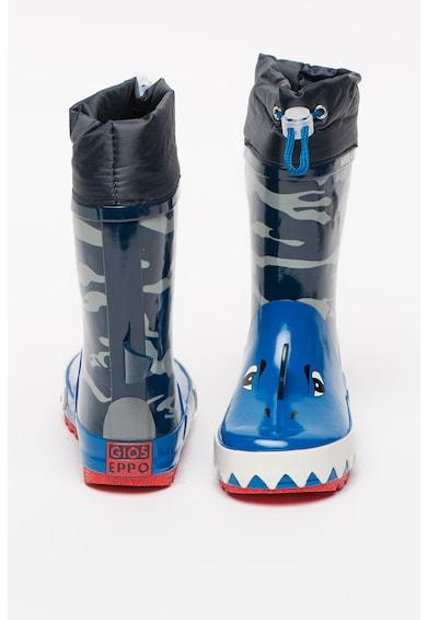 Gioseppo Cizme de ploaie cu model rechin Dessau Baieti